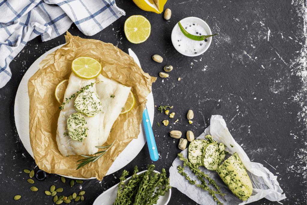 Omega-3-fatty acid rich fish for fertility